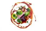 Lenclume Lamb with mulled cider