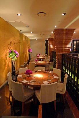 restaurant nahm , metropolitan hotel , bangkok