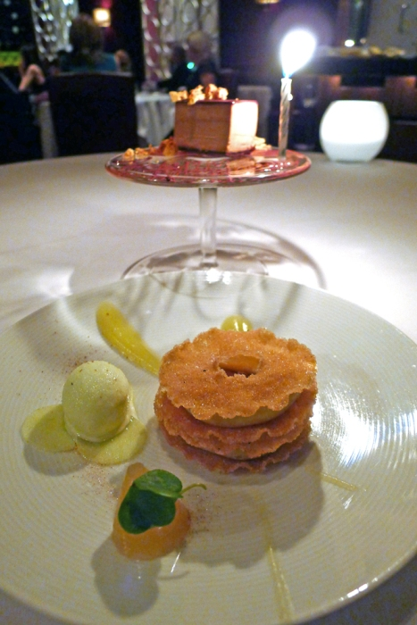 marcus wareing , berkeley london