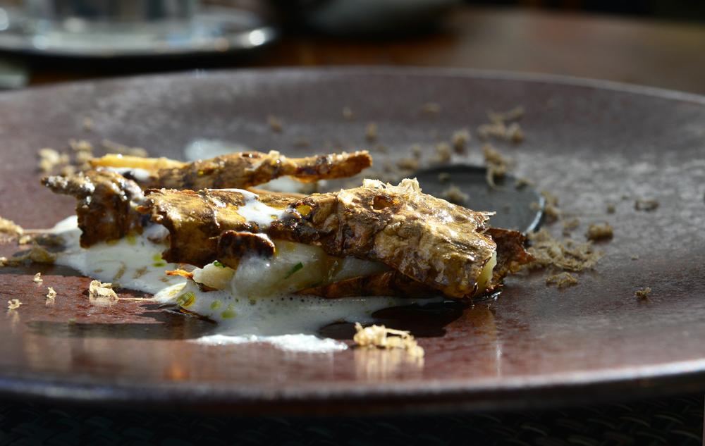 Jerusalem Artichoke , Lovage , English Truffles , Ragstone – Nikon ...