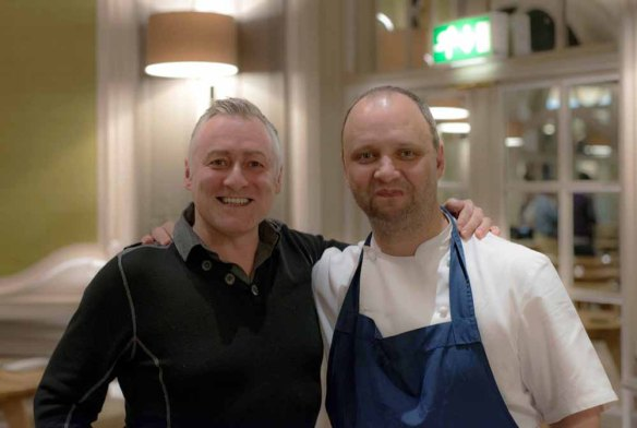 the french , simon rogan