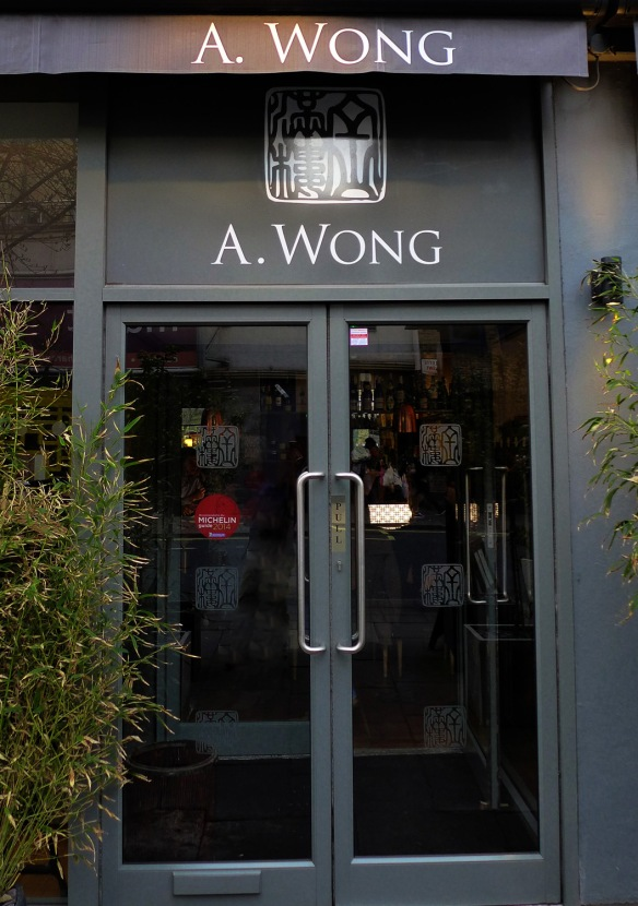 Andrew wong london