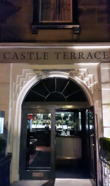 castle terrace , edinburgh